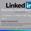 LinkedIn Business Growth Bootcamp 27-31 March 2017
